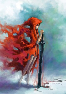 Little_Red_Riding_Hood__COLOR__by_JerryCai (1)