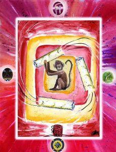 Helga Brunner * www.shamaya.at * Kin 133