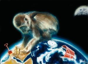sandbox-ka-monkey-playing-with-earth-960