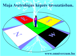 Maja Asztrológus képzés távoktatásban