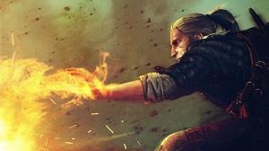 the_witcher_fire_hand_blonde_warrior_21328_3840x2160