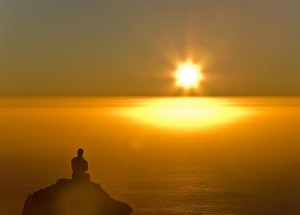 Sunrise-Meditation