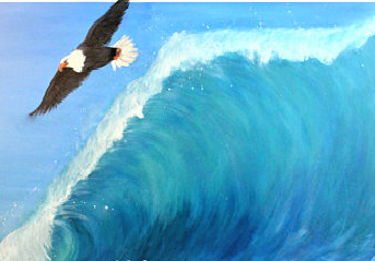 eagle wave