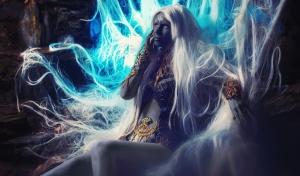 varázslónő