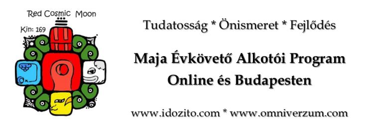 Maja Évkövető Alkotói Program ONLINE és Budapesten