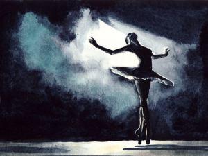 balerina spin