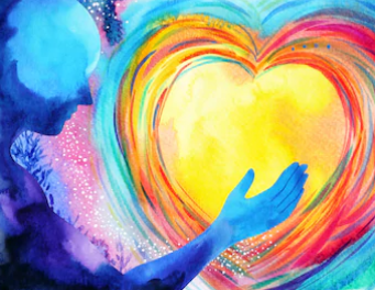 human love healing