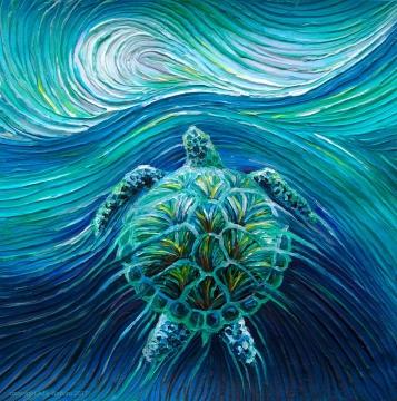 turtle_painting
